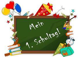 1. Schultag